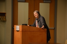 Keynote speaker Kathleen Conzen (University of Chicago)