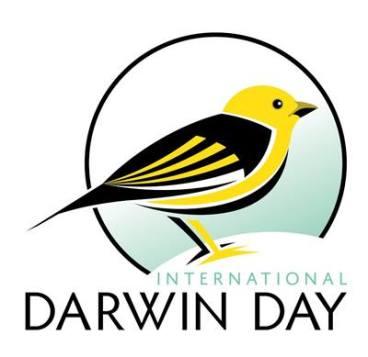 Darwin Day logo